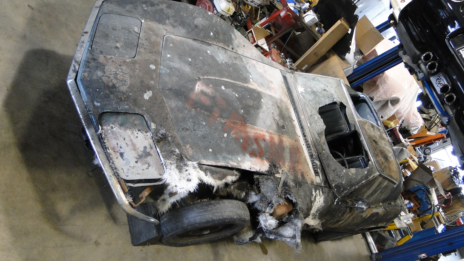 Parting Out a 1971 C3 Corvette | Just Corvettes Latest News